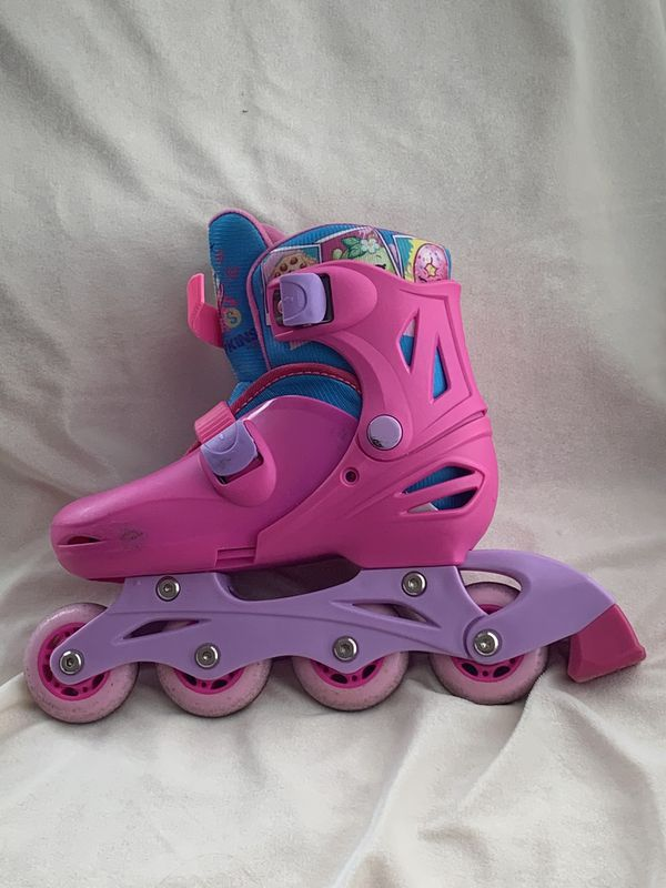 Girls shopkins Roller Blades size 30-33