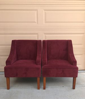 New Gorgeous Velvet Accent Chairs for Sale in Phoenix, AZ