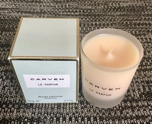 Carven Le Parfum Scented Candle for Sale in Alexandria, VA