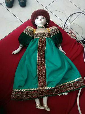 Antique porcelaine doll for Sale in Miami, FL