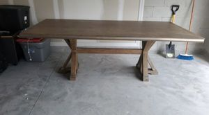 $90 Farm Dinning Table for Sale in Winter Haven, FL