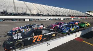 NASCAR Race Car driving 8 lap experience at Milwaukee Mile Speedway for Sale in Little Chute, WI
