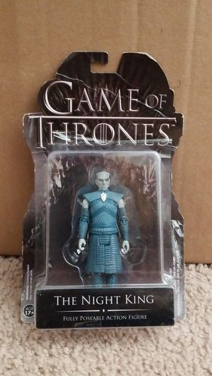 HBO Game of Thrones the Night King action figure for Sale in Hermitage, TN