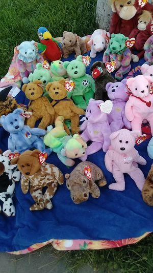 Beanie babies for Sale in Colton, CA