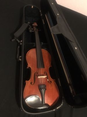 3/4 Violin + NeckRest for Sale in Fresno, CA