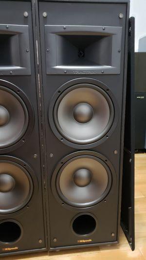 Klipsch kg 5.5 speakers for Sale in Morrow, GA