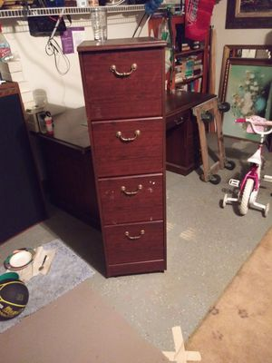 Four draw file cabinet for sale for Sale in Lawrenceville, GA