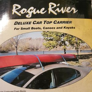 Car Top Carrier For Kayaks for Sale in Brunswick, OH