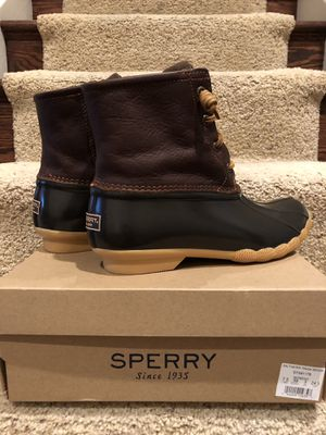 Sperry Saltwater Duck Boots for Sale in Stafford, VA