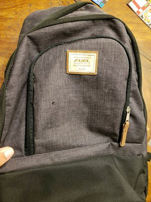 Grey and black backpack for Sale in Glen Burnie, MD