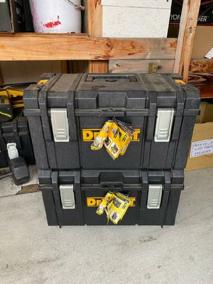 Dewalt Tough System Tool Box for Sale in San Jose, CA