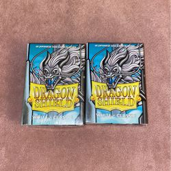 Dragon Shield Japanese Card Sleeves for Sale in Los Angeles,  CA