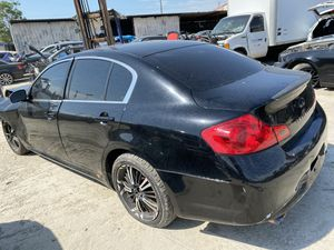 2007 Infiniti G35 S for parts for Sale in Grand Prairie, TX