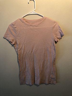 Like New Aero Dusty Pink T-Shirt, M for Sale in Seattle, WA