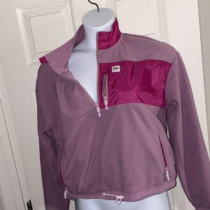 Vans Half Zip Cropped Jacket for Sale in Lithonia, GA