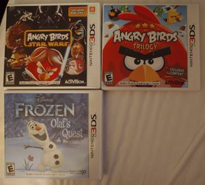 Nintendo 3DS Games for Sale in San Marcos, CA