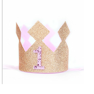 1st birthday crown amd backdrop for Sale in Hyattsville, MD