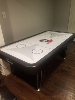 """84"""" Air Hockey Table by MD Sports for Sale in Cartersville, GA"""