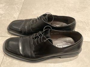 Men's Salvatore Ferragamo Black Dress Shoes for Sale in North Miami, FL