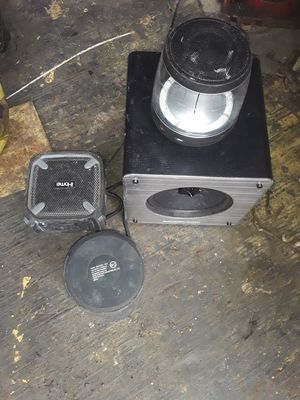 Bt speakers for Sale in Orange, TX