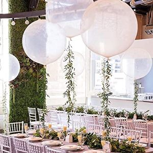 """36"""" oversized clear balloons wedding for Sale in Portland, OR"""