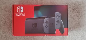 Brand New Gray Nintendo Switch for Sale in Bakersfield, CA