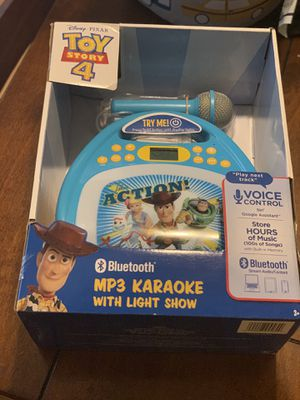 Disney karaoke for Sale in Orangeburg, SC