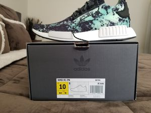 Adidas nmd marble size 10 for Sale in Alexandria, VA