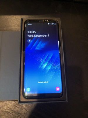 Samsung Galaxy s8 Factory Unlocked Brand New for Sale in Irvine, CA