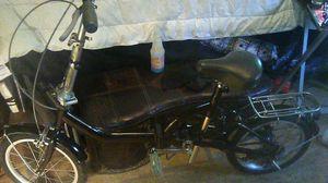 Adult single speed folding bike for Sale in Gardena, CA