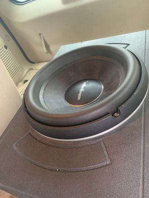 RockFord Fosgate T2 and Sundown amp for Sale in Houston, TX
