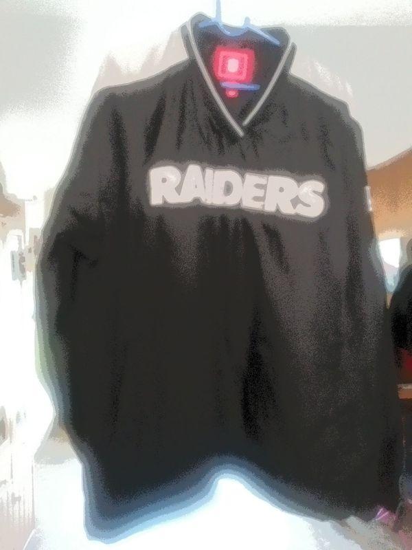 Men's Raiders sweater