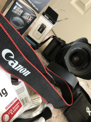 Canon Camera for Sale in Denver, CO