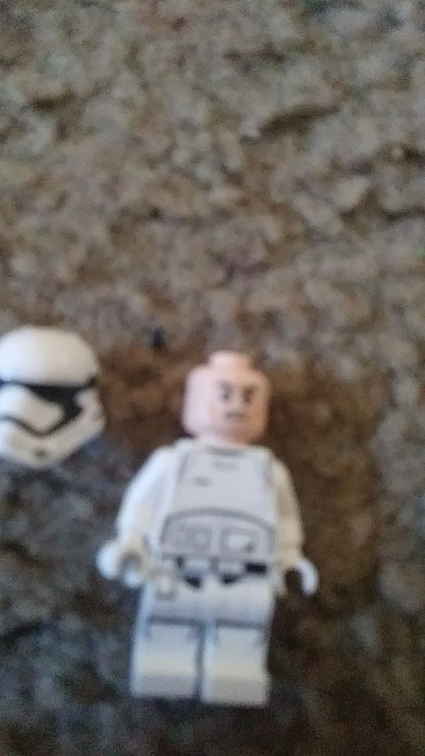 First order trooper