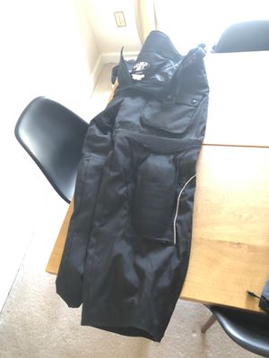 Motorcycle pants. Padded. for Sale in Ashburn, VA