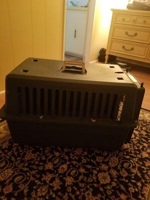 Dark green dog carrier for Sale in Vero Beach, FL