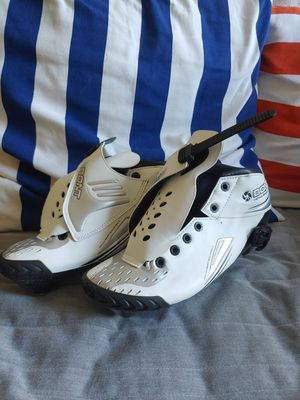 Racing speed skates for Sale in Buffalo Grove, IL
