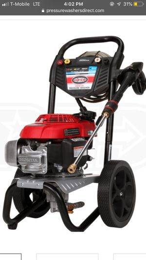 PRESSURE WASHER for Sale in Forest Heights, MD