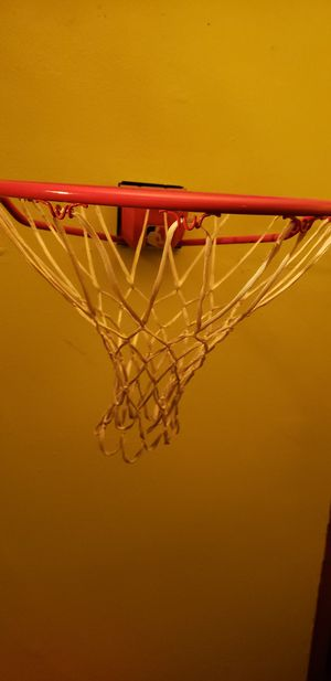 Nba size basketball hoop for Sale in New York, NY