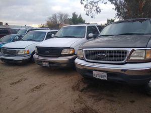 00 ford expledicion parts out for Sale in Hesperia, CA
