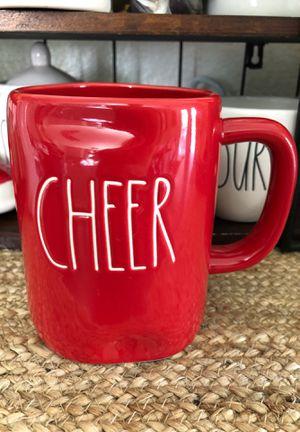New! 2019 Rae Dunn CHEER Christmas mug UFT/UFS for Sale in Riverside, CA