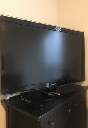 47'' Philips Flat Screen TV for Sale in Rockville, MD