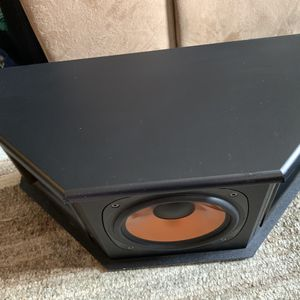 "SPECIAL SALE: 1-Pair of Klipsch RS-3 Surround Speakers & 1–12"" Klipsch KSW-12 Powered Subwoofer for Sale in Portland, OR"