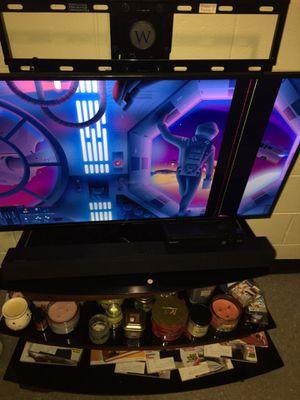 40 inch tv + stand for Sale in Richmond, VA
