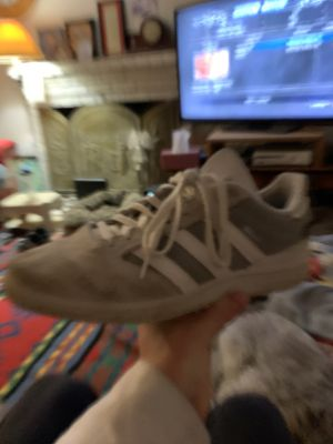 Used adidas busenitz size 9 worn a little skate in like two times still good for skating need cash!! Please help for Sale in Redmond, WA