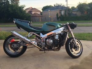 2002 Kawasaki ninja ZX7-R for Sale in Irving, TX