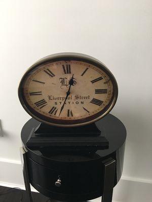 Antique Table Clock $20 for Sale in Miami, FL