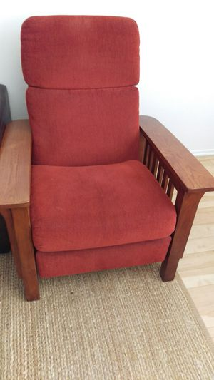 Macy's Recliner Chair - excellent condition for Sale in West Los Angeles, CA