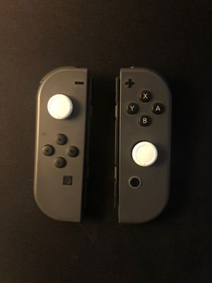 Gray Nintendo Switch Joy Cons for Sale in Garden Grove, CA