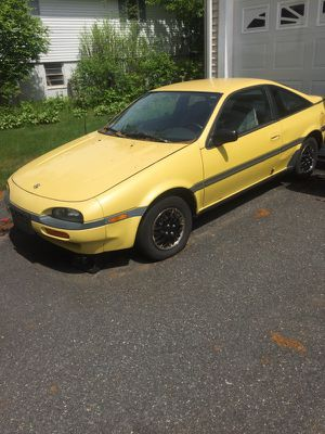 1992 Nissan Nx 1600 for Sale in Framingham, MA